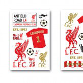 Brewers Liverpool Wall Sticker