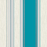 Albany Synergy Stripe Teal Wallpaper
