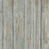 Andrew Martin Timber Blue Grey Wallpaper