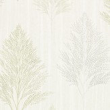 Harlequin Angelica Sage / Linen Wallpaper