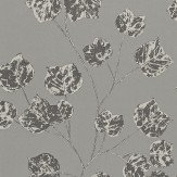 Harlequin Bonica Slate / Charcoal / Gilver Wallpaper - Product code: 110584