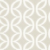 Harlequin Caprice Chalk / Flint Wallpaper