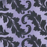 Designers Guild Ardassa Purple Wallpaper