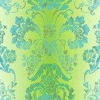 Designers Guild Kashgar Green Wallpaper