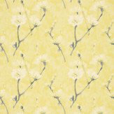 Sanderson Eleni Yellow Wallpaper