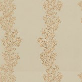 Sanderson Sparkle Coral Wallpaper