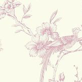 Arthouse Chinoise Pink Wallpaper