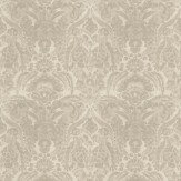 Andrew Martin Kew Taupe Wallpaper - Product code: DAM3-TAUPE