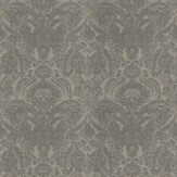 Andrew Martin Kew Charcoal Wallpaper - Product code: DAM5-CHARCOAL