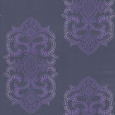 Matthew Williamson Empress Violet Wallpaper