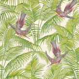 Matthew Williamson Sunbird Multi Wallpaper - Product code: W6543-02