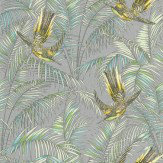 Matthew Williamson Sunbird Multi Wallpaper - Product code: W6543-05