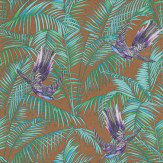 Matthew Williamson Sunbird Multi Wallpaper - Product code: W6543-07