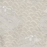 Matthew Williamson Celestial Dragon Grey / Metallic Gold Wallpaper - Product code: W6545-04