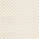 Nina Campbell Kelburn Ivory / Grey Wallpaper