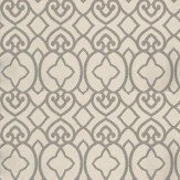Matthew Williamson Imperial Lattice Ivory / Mica Wallpaper