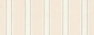 Farrow & Ball Block Print Stripe Cream / Off White / Taupe Wallpaper main image