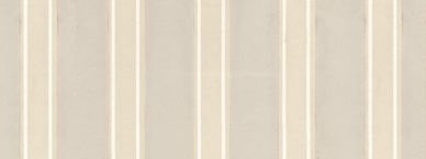 Farrow & Ball Block Print Stripe Stone / Off White / Grey Wallpaper main image