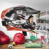 Mr Perswall Helmet Mural - Product code: P172001-8