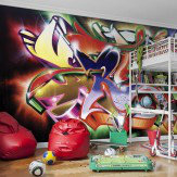 Mr Perswall Graffiti Mural - Product code: P172301-0
