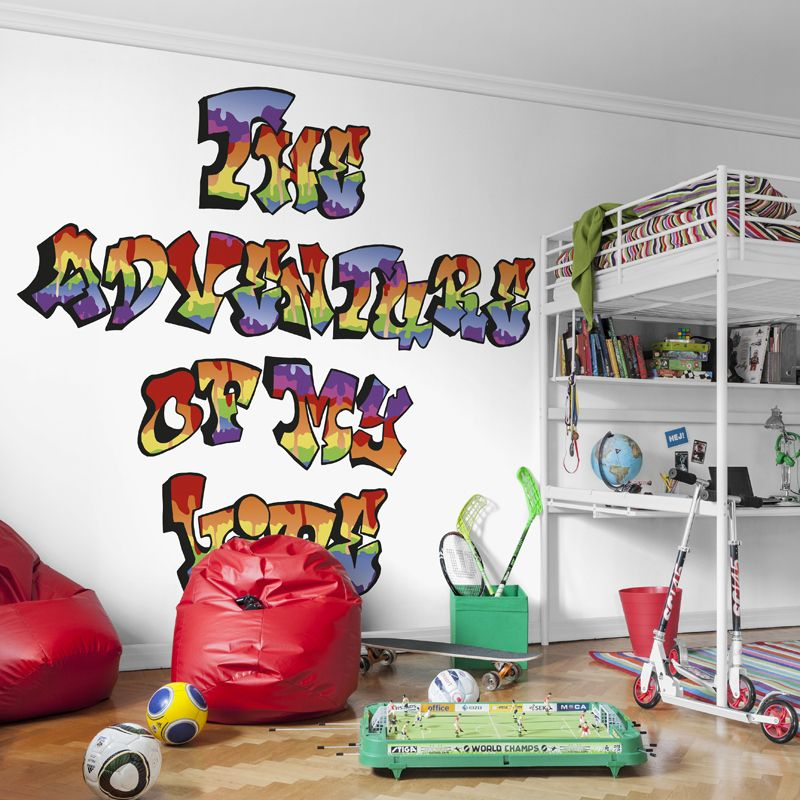 Mr Perswall Colour Splash Mural - Product code: P172901-6