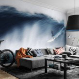 Mr Perswall Rip Curl Mural