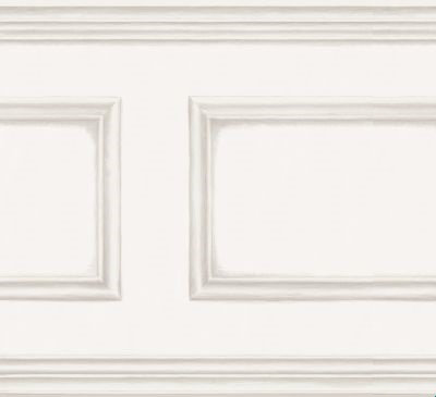 Cole & Son Library Frieze Off White Wallpaper - Product code: 98/8032