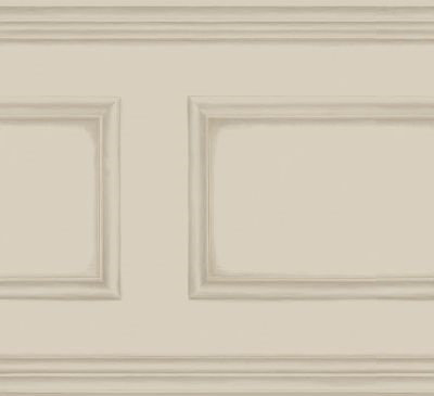 Cole & Son Library Frieze Taupe Wallpaper - Product code: 98/8034