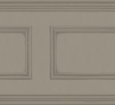 Cole & Son Library Frieze Charcoal Grey Wallpaper - Product code: 98/8037