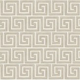Cole & Son Queens Key Taupe / Stone Wallpaper - Product code: 98/5017