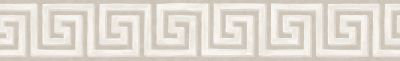 Cole & Son Queens Key Border White & Stone - Product code: 98/9040