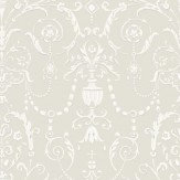 Cole & Son Regalia Stone / Light Grey Wallpaper - Product code: 98/12051