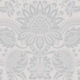 Cole & Son Dukes Damask Grey Wallpaper - Product code: 98/2006