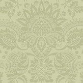 Cole & Son Dukes Damask Light Green Wallpaper - Product code: 98/2009