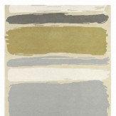 Sanderson Abstract Linden Silver Rug