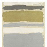 Sanderson Abstract Linden Silver Rug