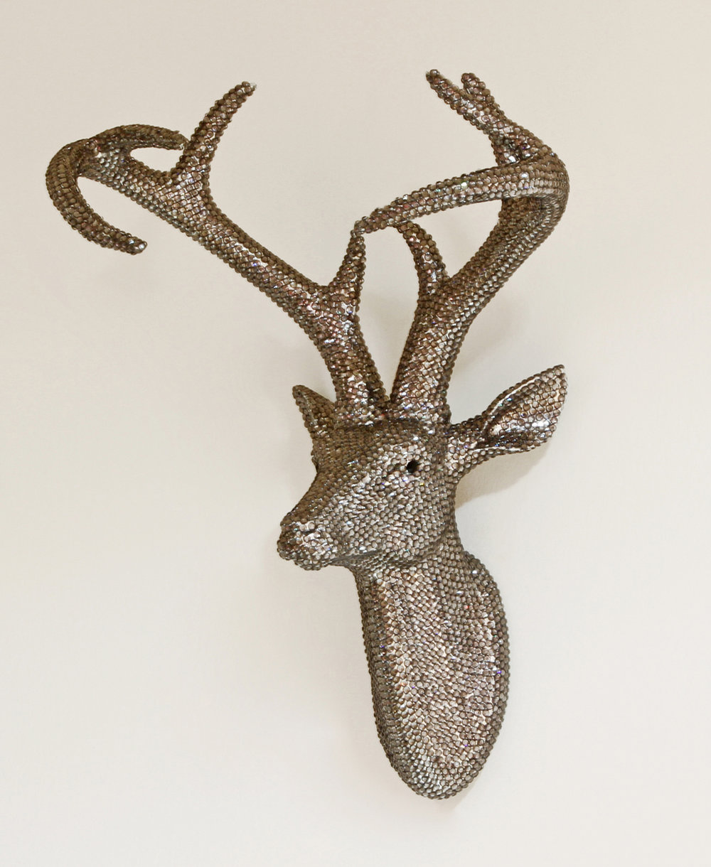 Arthouse Star Studded Stag Art - Product code: 008217