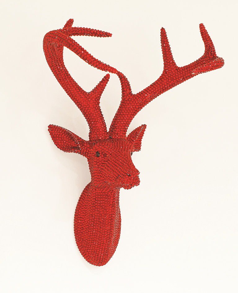Arthouse Star Studded Stag Art - Product code: 008220