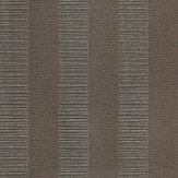 Arthouse Ravello Stripe Choc Wallpaper