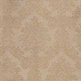 Arthouse Messina Damask Taupe Wallpaper