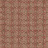Sanderson Talos Red / Beige Wallpaper