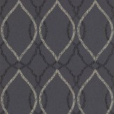 Harlequin Comice Onyx Grey / Black Wallpaper - Product code: 110610