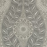 Harlequin Florentine Platinum Platinum Grey Wallpaper - Product code: 110634