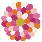 Harlequin Funky Flower Small Rug Multi-coloured