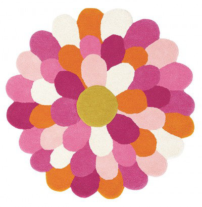 Harlequin Rugs Funky Flower Small Rug 42702