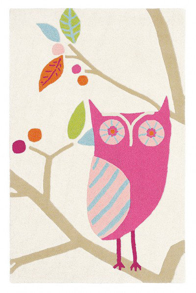 Harlequin Rugs What A Hoot Candy Large Rug 42202