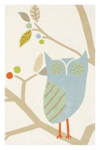 Harlequin Rugs What A Hoot Pastel Small Rug  42208