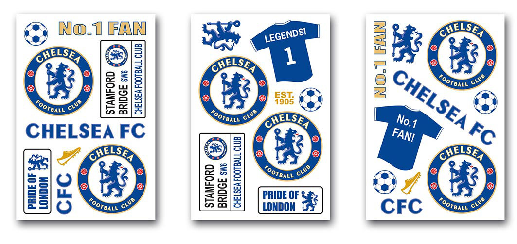 Chelsea Fc Wall Sticker By Brewers Wallpaper Direct