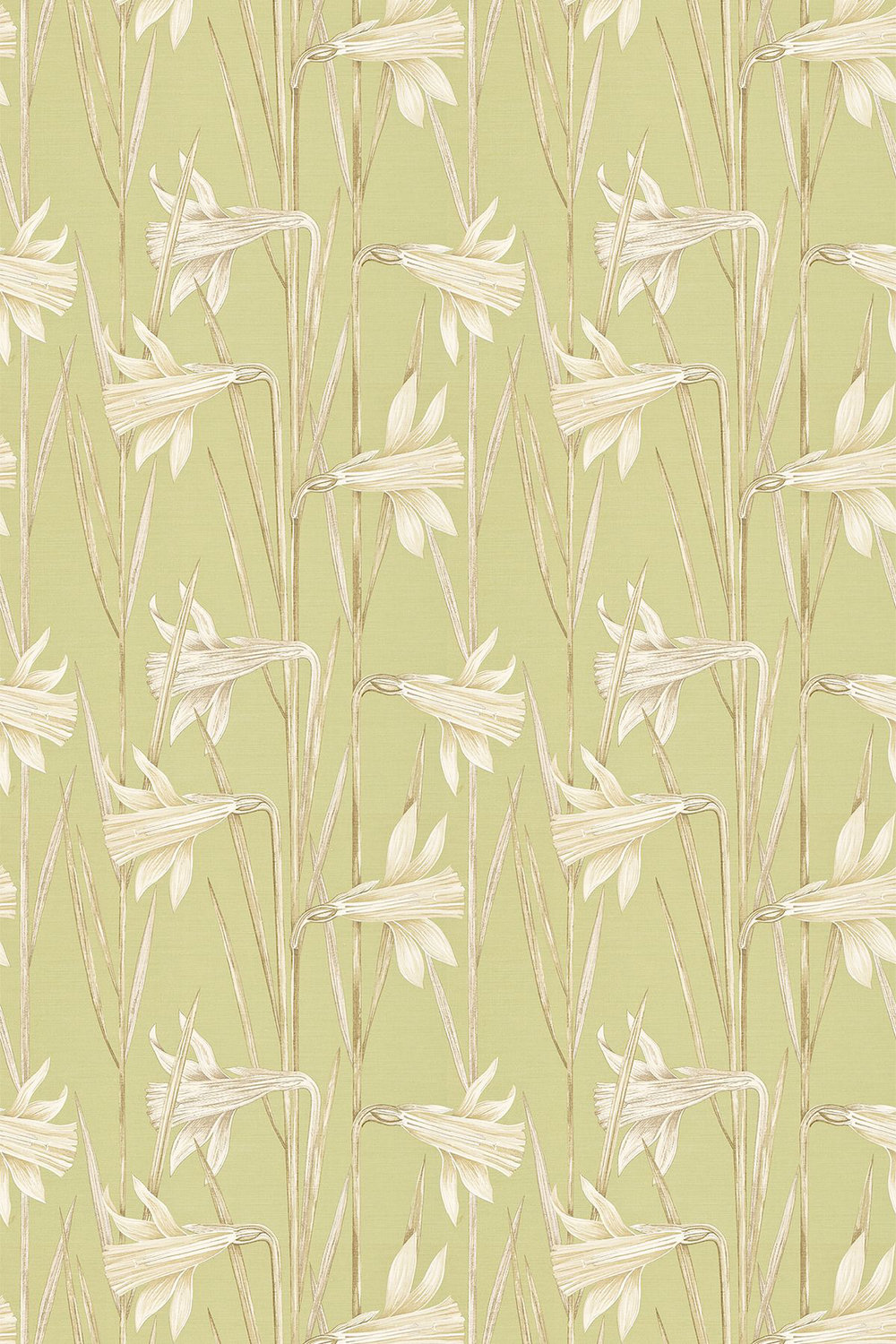 Poetica By Harlequin Green Wallpaper Direct