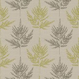 Harlequin Folium Green / Grey Fabric - Product code: 120252
